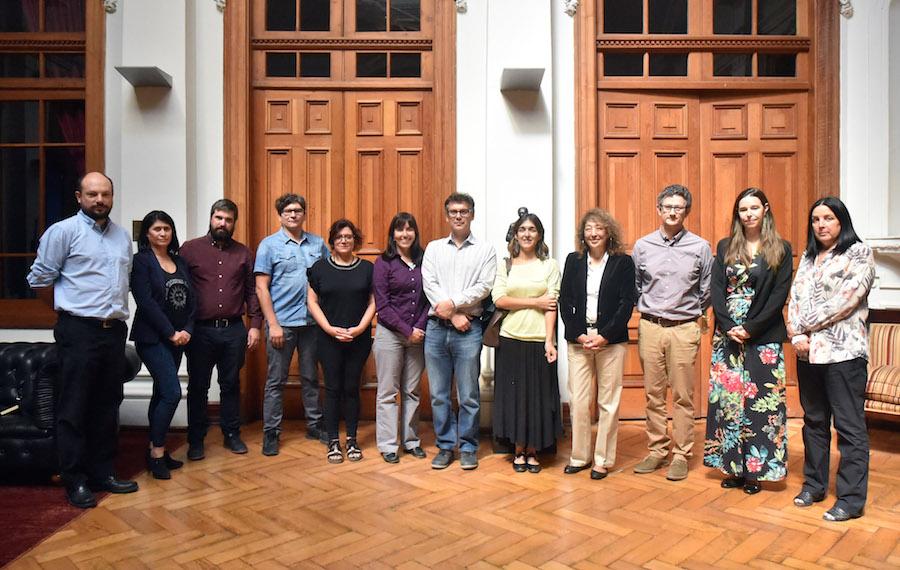 Primer encuentro de núcleos milenio ciencias sociales