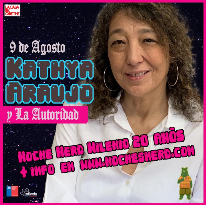Kathya Araujo en Noches Nerd: ¿Por qué es tan difícil ejercer la autoridad hoy?