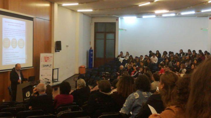 Director Alterno de Núcleo Milenio Autoridad y Asimetrías de Poder participó de CIAPOT 2019 en Uruguay